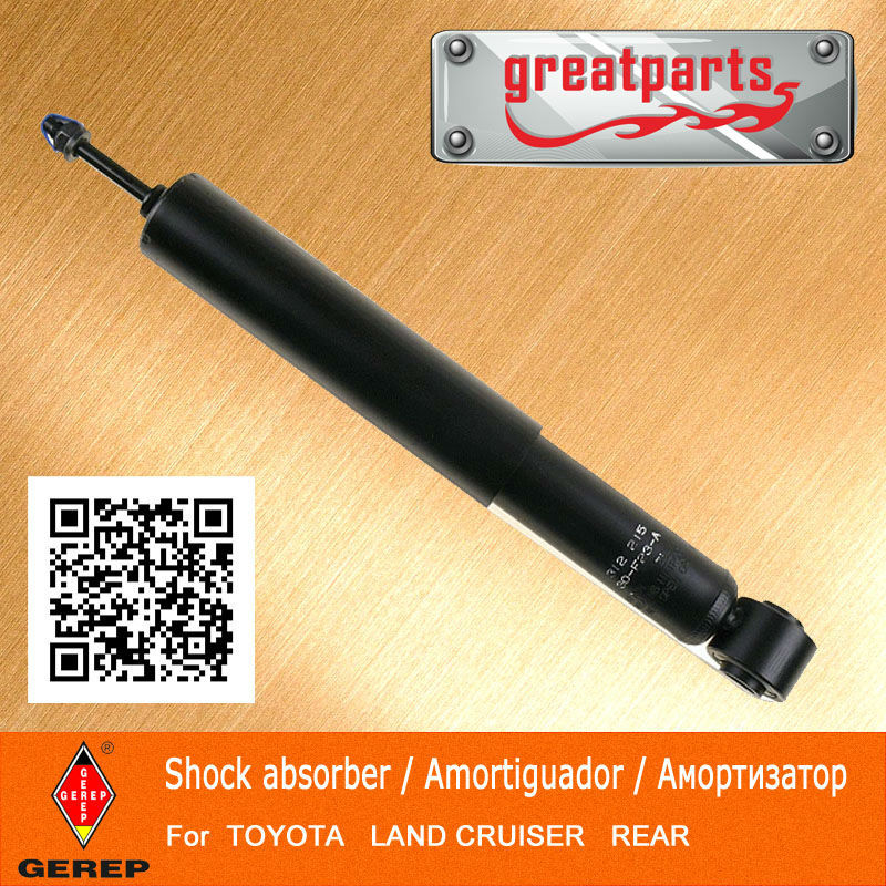 High quality absorber shock for TOYOTA LAND CRUISER 4853169445 4853169485