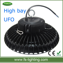 high bay ufo high bay led light fittings 100w high bay fitting with meanwell or without emanwell driver