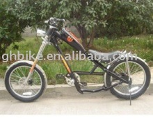 "20"" tires export adult frame chopper bike"