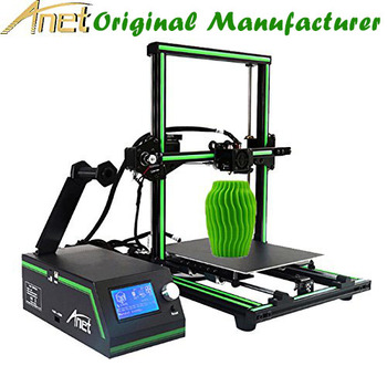 4 steps to assemble 3d printer machine Anet E-10 with better price