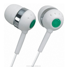 Factory Item Bulk Item In Ear Style Plastic Printed Cable Earphone With Cheap Price