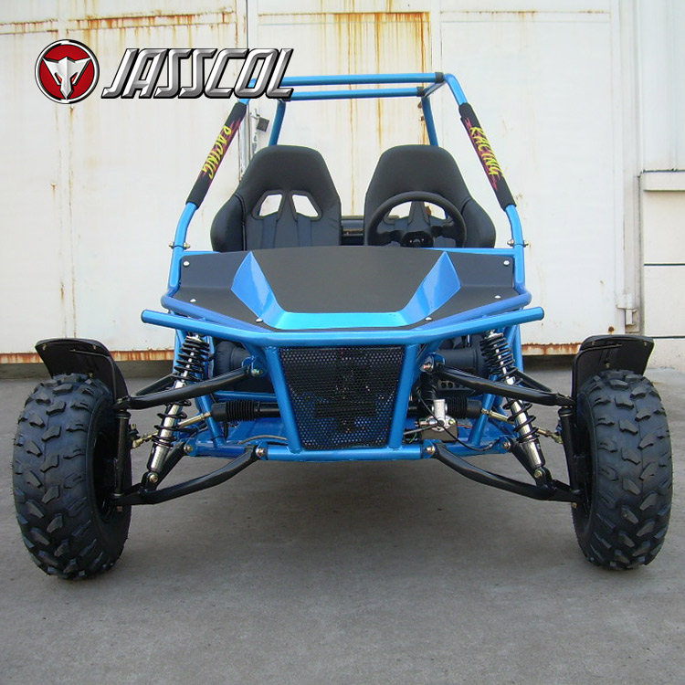Factory supply cheap 2 seater adults racing new gas off road go karts for sale