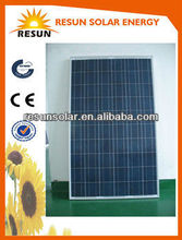 250W Poly Solar Panel for 24v system generation with CE/TUV/IEC certificate price per watt