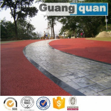 Color concrete paver road brick iron oxide pigment for brick
