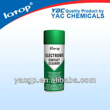 Electronic contact cleaner for cleaning electrical / electronic parts