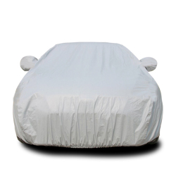 Pvc Car Cover With Zipper