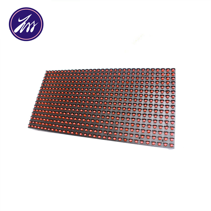 P10 Single Red color LED display Screen/LED display panel/led/sign/board