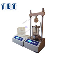 Automatic Stress Path Soil Test Lab Triaxial Machine