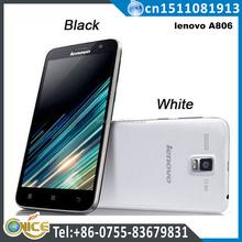 Original Lenovo A806 a8 android phone Octa Core 4g lte Android 4.4 2G RAM 16G ROM 5.0'' IPS camera phone front 5mp back 13mp