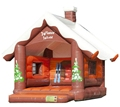 HOLA christmas bounce house/inflatable bouncy for sale