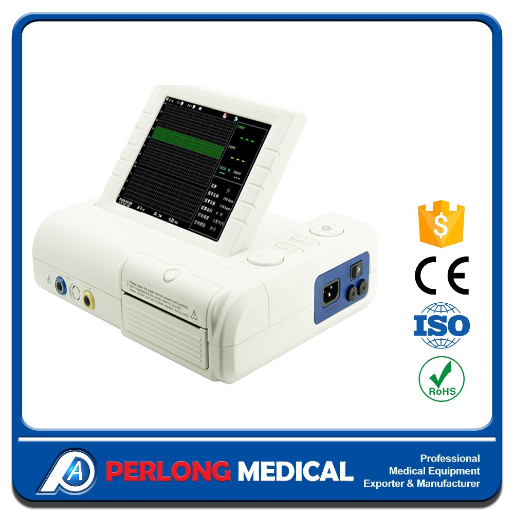 PDJ-800G Hospital Equipment for Infant Fetal Monitor Touch Screen