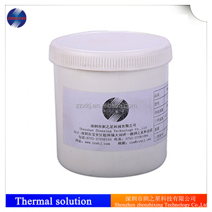 High thermal conductivity heat sink compound for CPU
