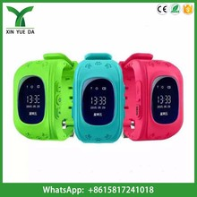 Hot Sell Q50 Kids GPS Tracker Smart Watch With GSM SOS Call