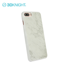 Unique design real marble case covers for aple iphone 7 plus phones smartphone cover