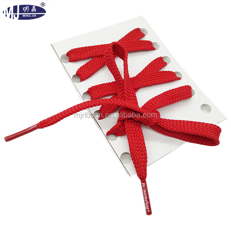 New design high quality round basic shoe laces for wholesale