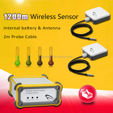 Max. 1200m wireless distance G7 wireless temperature sensors