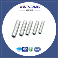 pipe joint for electrical splicing fitting