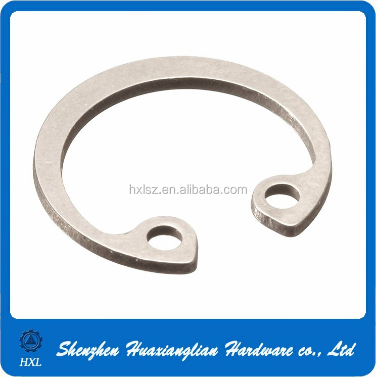 OEM stainless steel interal Spring Circlips for Hole DIN 472