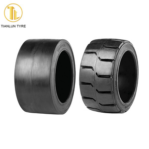 high quality 21x7x15 22x12x16 press on solid tire