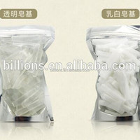 Toilet White Soap noodle raw materials