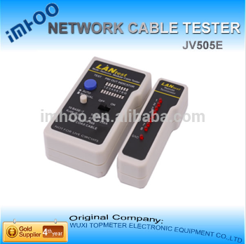 Virtual Network cable tester instrument -JV505E