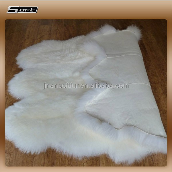 Alibaba Wholesale Unique Austral Sheepskin Alpaca Pelts