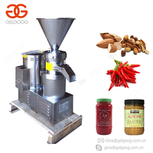 Nut Coconut Hummus Grinder Machine Sesame Seeds Cocoa Bean Pepper Masala Chilli Grinding Machine