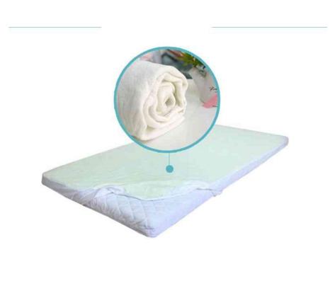 Adults Age Group and Plain Style Waterproof Crib Mattress Protector - Jozy Mattress | Jozy.net