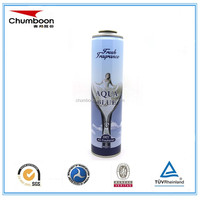 Air Freshener, Body Spray and Brand Name Hair Gel Aerosol Can Chumboon Factory