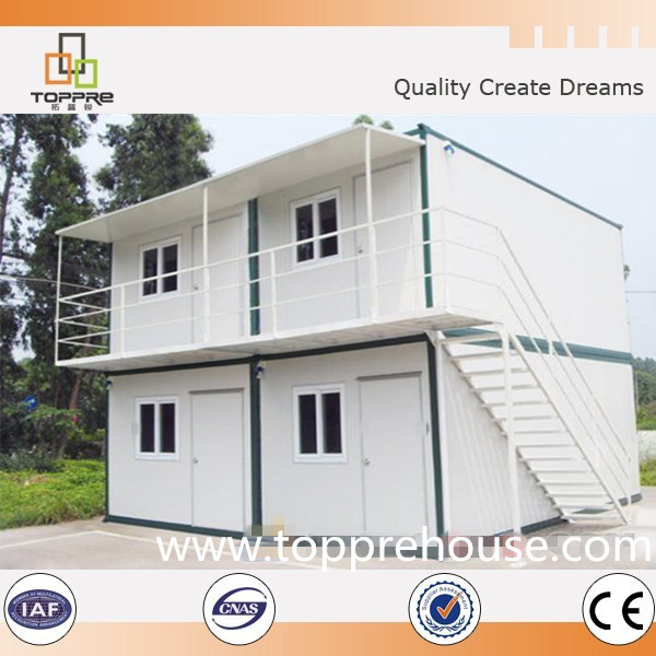 Portable modular house 20ft container home office
