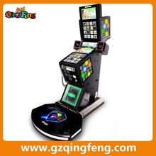Qingfeng MA-QF318 magic finger amusement video games touch screen vending machine