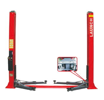 4tons Electric Hydraulic Used Auto Lifts Garage Equipment