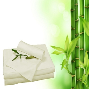 100% organic bamboo sheet set, pure bamboo bed sheets Wholesale