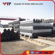 Online shop china Low price thin wall galvanized steel 6 inch pipe