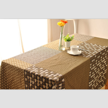 Japanese Linen Tablecloths Western Restaurant Bar Coffee Table Clothes Party Weeding Table Cover For Home Decoration