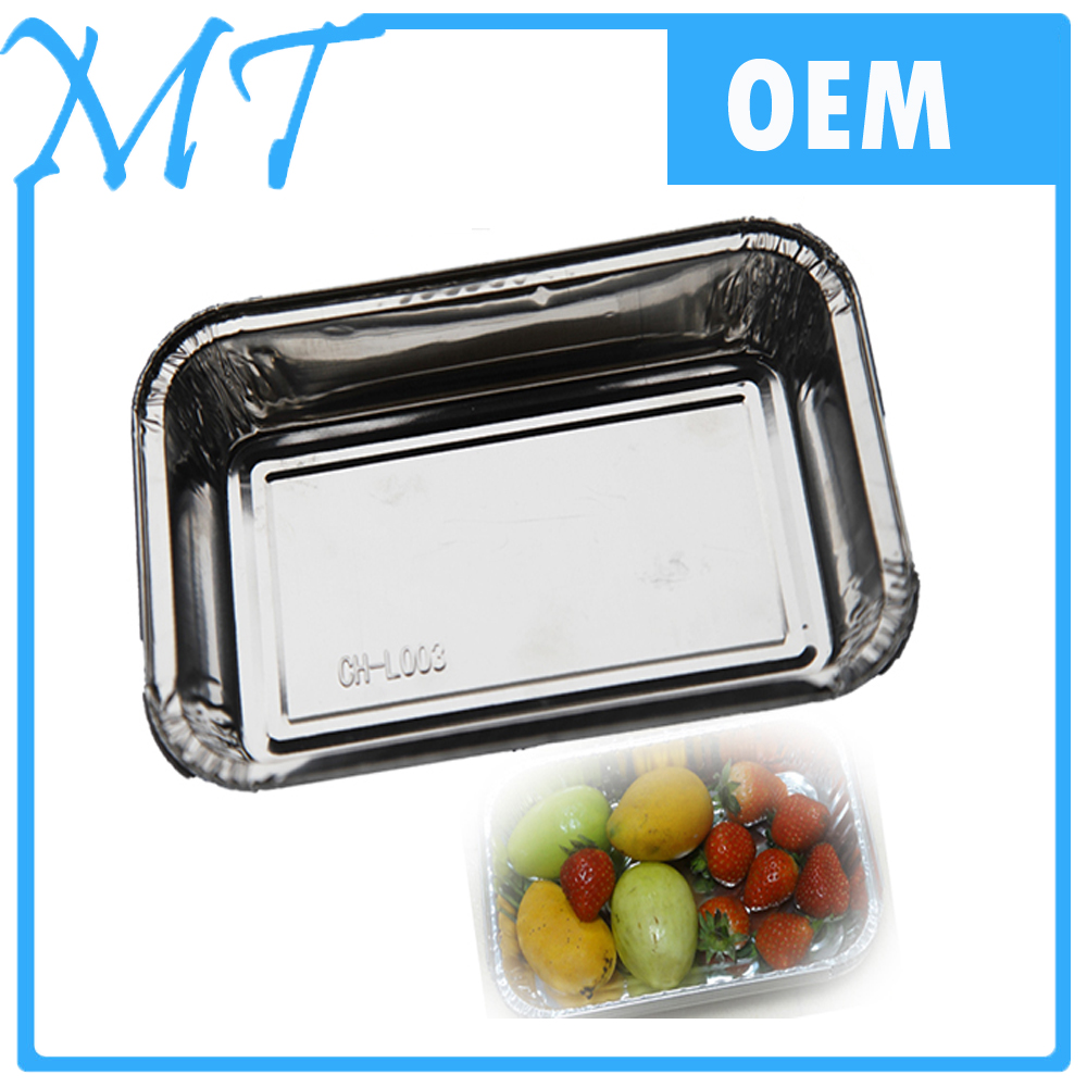 Aluminum material and food use aluminium foil packaging for Cuisine aluminium