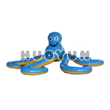 Summer High Quality Inflatable Floating Cartoon Octopus/Inflatable Floating Water Toys For Pool