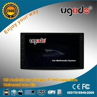 ugode U9 Android Touch Screen Universal Double Din Car Audio Frame