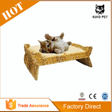 Cool Down Bed Natural Banana Leaf Cat Bed Pet Cot