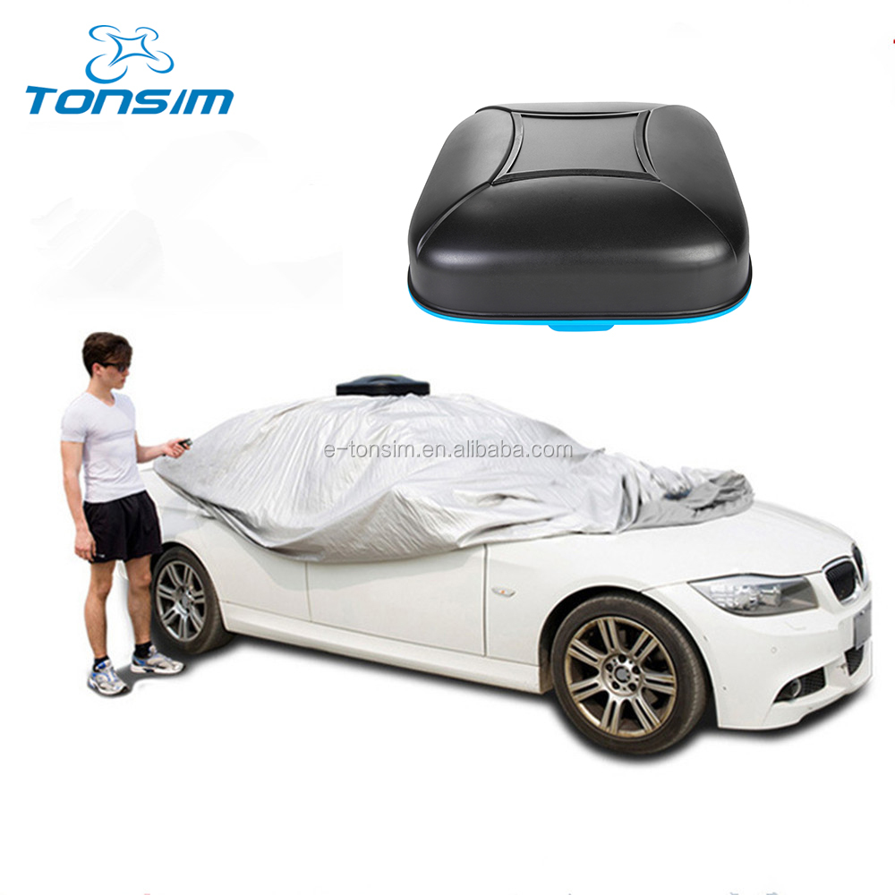 Portable rain protection smart automatic electrical auto car covers for hatchback sedan suv