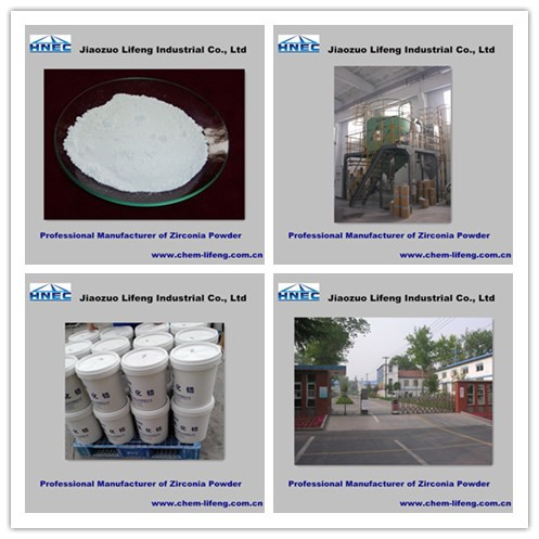HOT!!! HNEC OEM Yttria Stabilized Zirconia Powder