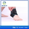 Sports ankle brace support, compression ankle strap band with logo customized WH006-3