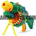 gun-989016 soft bullet gun Extra large electric stylish soft bullet toys machine gun for kids