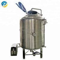 North America Craft Beer Brewing Equipment 15BBL 3/5/6 Vessel Brewhouse For Beer/Malt/Hops/Beer Yeast