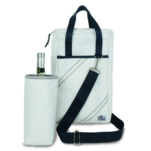 Picnic Plus Single Bottle Carrier Wine Bottle Holder Beer Wine Cooler Tote Bags