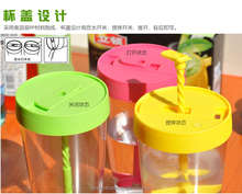 Promotional Top Quality Gatorade BPA Free Plastic Sports Water Bottle protein joyshaker bottle