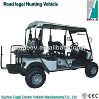 Street Legal Sports Utility Vehicle With