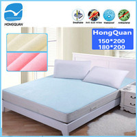 bed wetting hotel motel bedding terry towel mattress protector