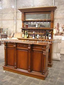 at home bar furniture. French Furniture - Mini Home Bar Ivanka Antique At