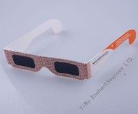 Personalized custom logo games 3d glasses
